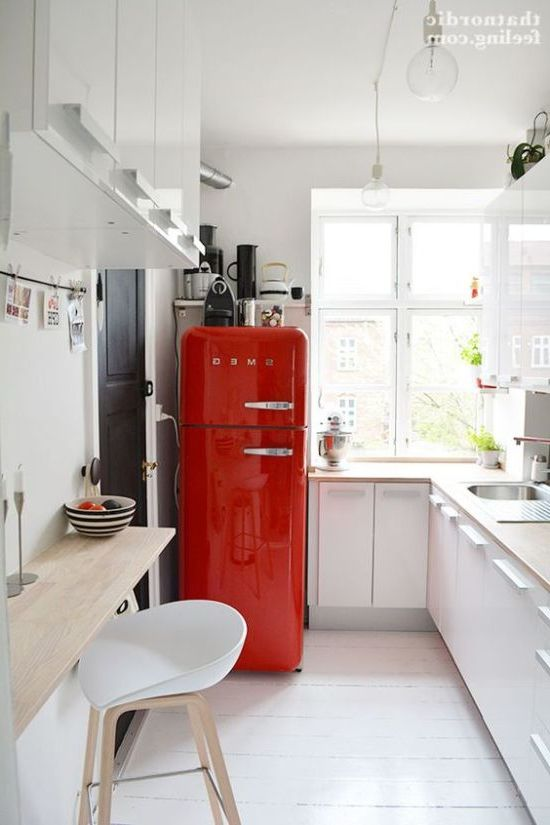 kjøkken. vindu