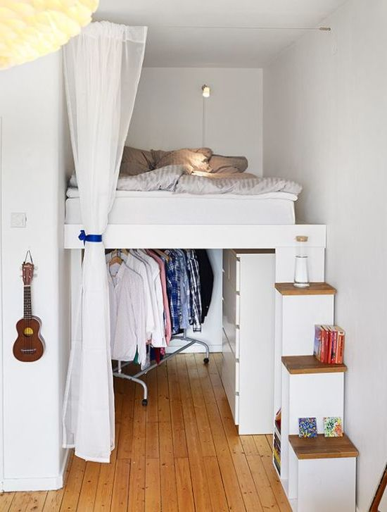спалня-хол 7. легло под тавана (2)