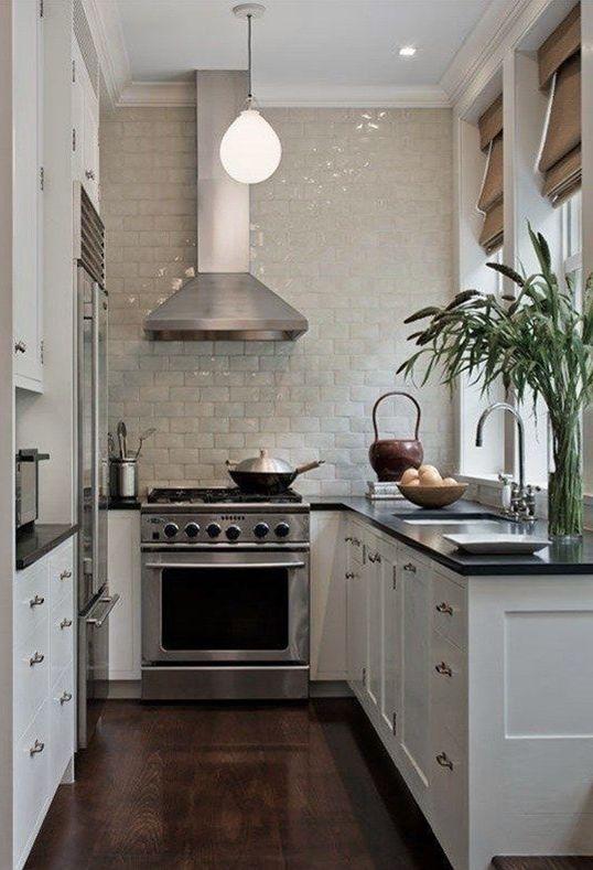 Пет идеи за малка кухня
