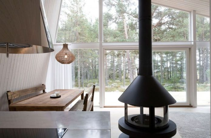 Интериор в малка частна къща
