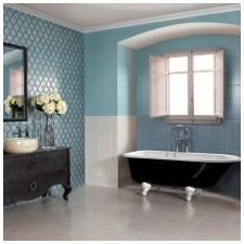 Интерьер ванной в стиле прованс: особенности, фото-3