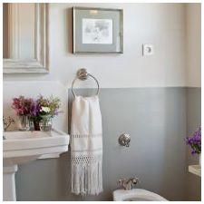 Интерьер ванной в стиле прованс: особенности, фото-4