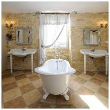 Интерьер ванной в стиле прованс: особенности, фото-5