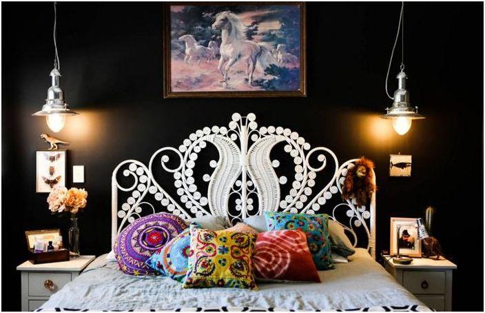 Табла за глава: 7 готини модела, които ще освежат интериора на вашата спалня