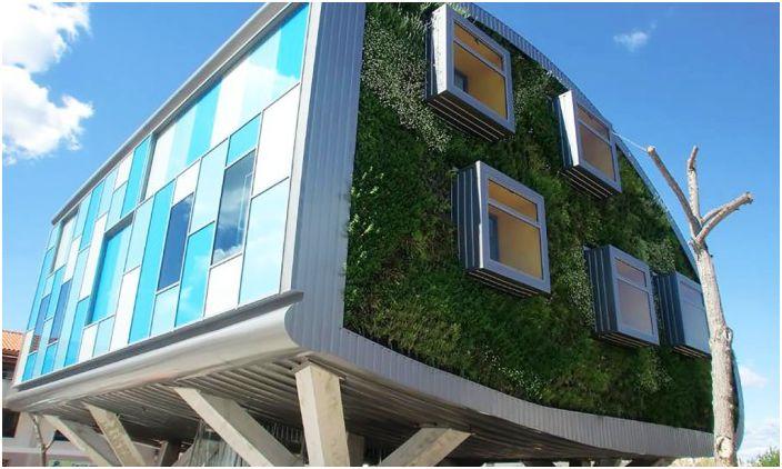 Projekt architektoniczny firmy EZAR.