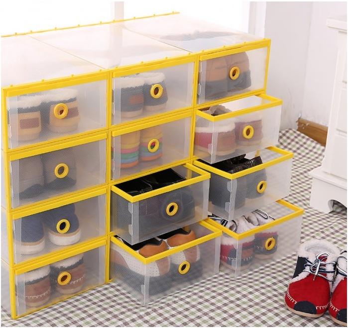 контейнери за съхранение на обувки