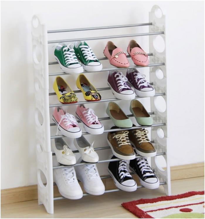 стойка за съхранение на обувки