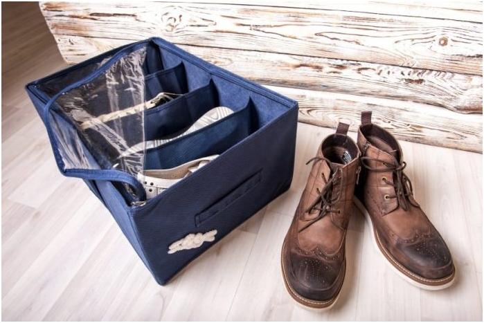 органайзер за съхранение на обувки