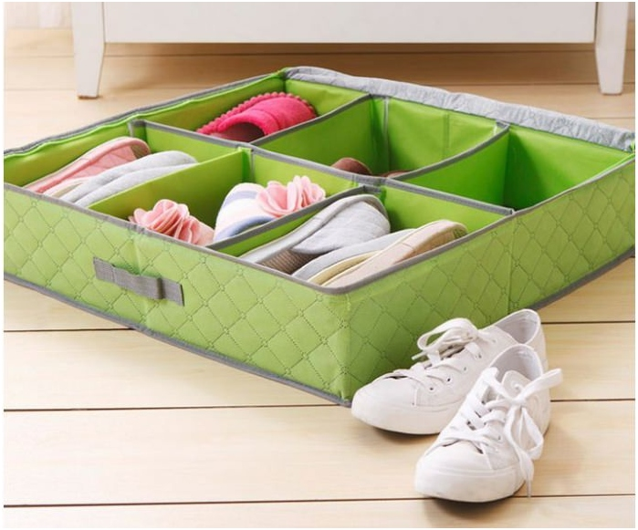 Organizer do przechowywania butów