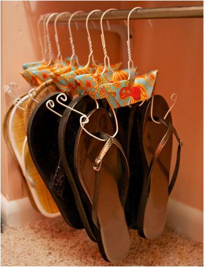 закачалки за обувки