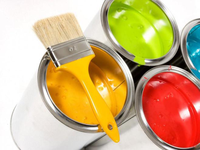 отървете се от миризмата на боя