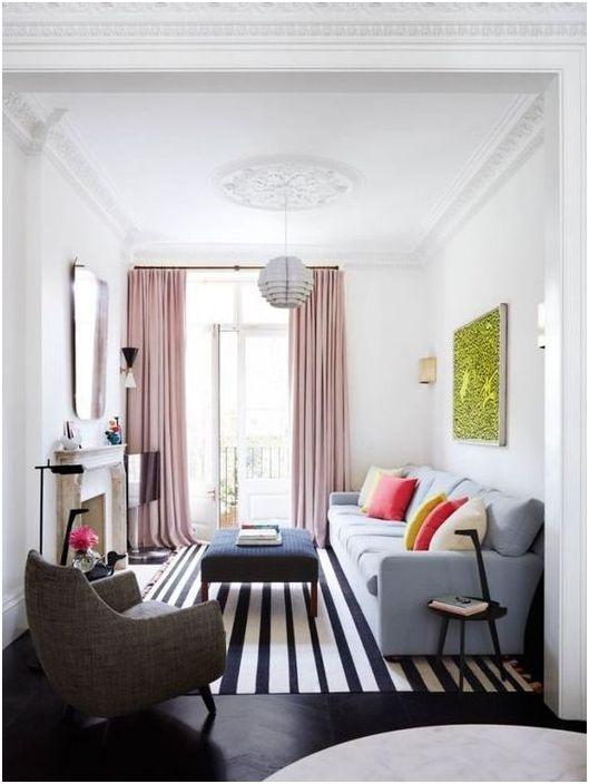 Раиран килим в хола