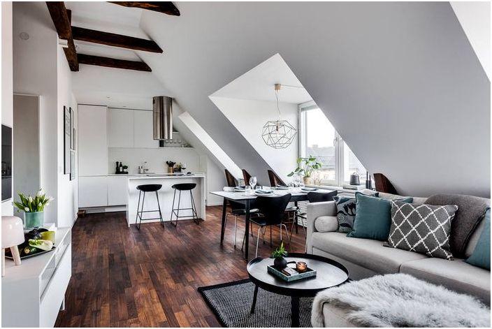 Тавански апартамент