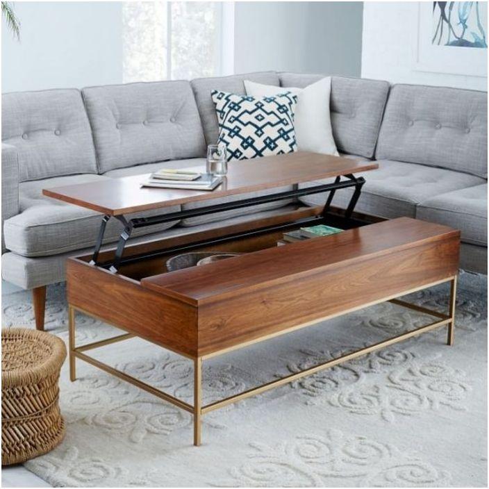 Wielofunkcyjny stolik kawowy