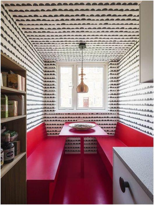 Необичайни цветове за кухнята