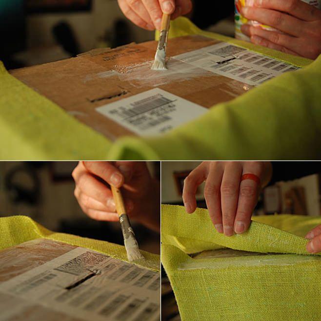 jak zrobić pudełko do przechowywania własnymi rękami