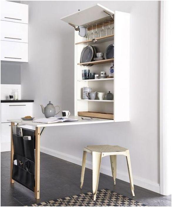 Използвайте прости и функционални мебели