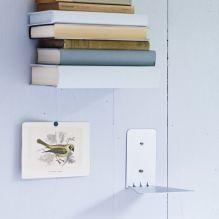 Jak zrobić niewidzialną półkę z książki własnymi rękami? -4