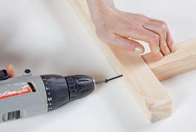 Jak zrobić ekran własnymi rękami