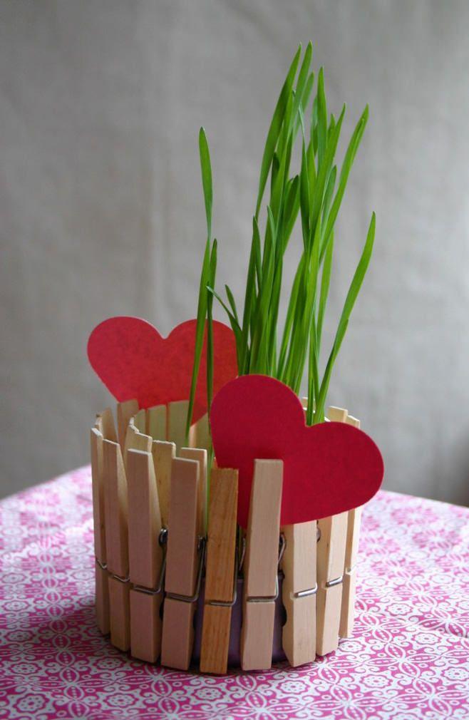 направете саксия за цветя със собствените си ръце