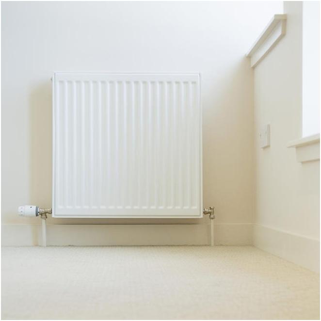 Как да скриете радиатора?