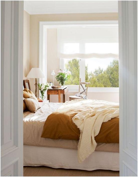 Для весеннего интерьера можно подобрать один из романтичных стилей