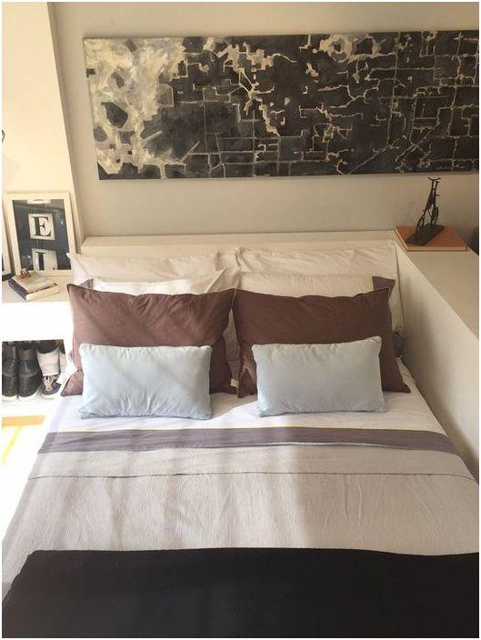 Place de couchage dans une chambre individuelle