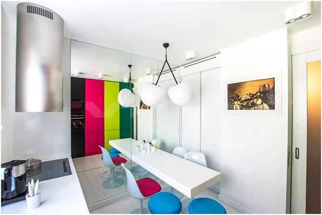 Как да увеличите малка стая?