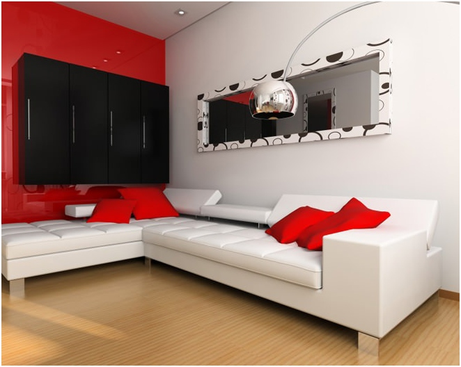 как да разширим тясна стая
