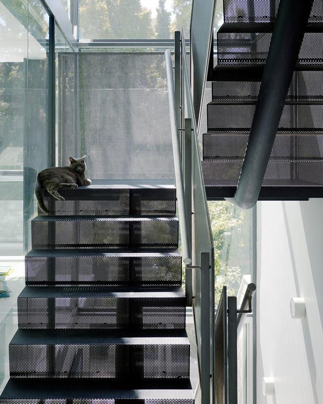 изберете стълби