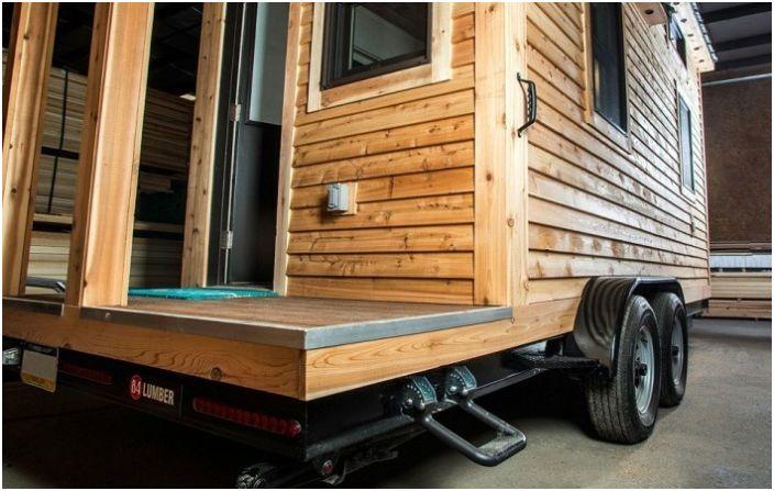 Архитектурен проект на фирма 84 Lumber.