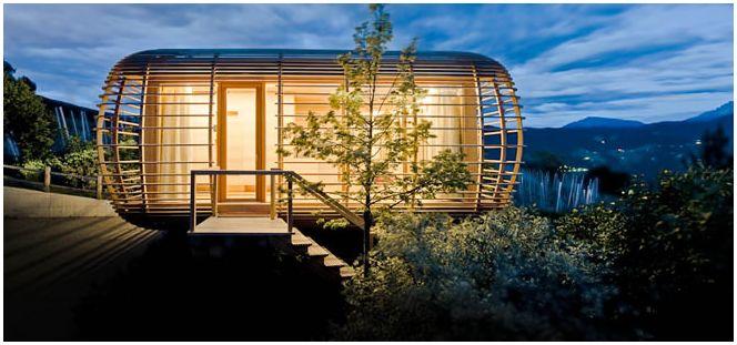 kompaktowy dom parterowy