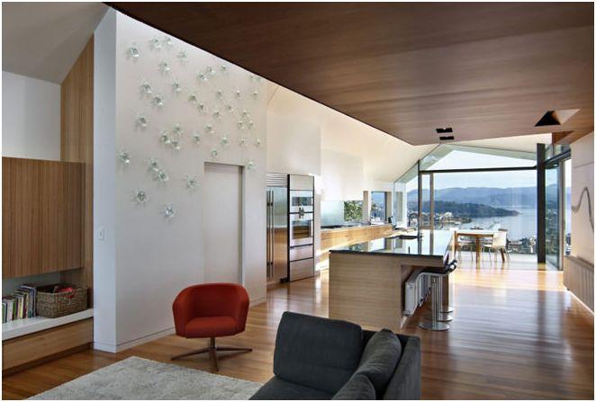 Kaunis kodinsuunnittelu