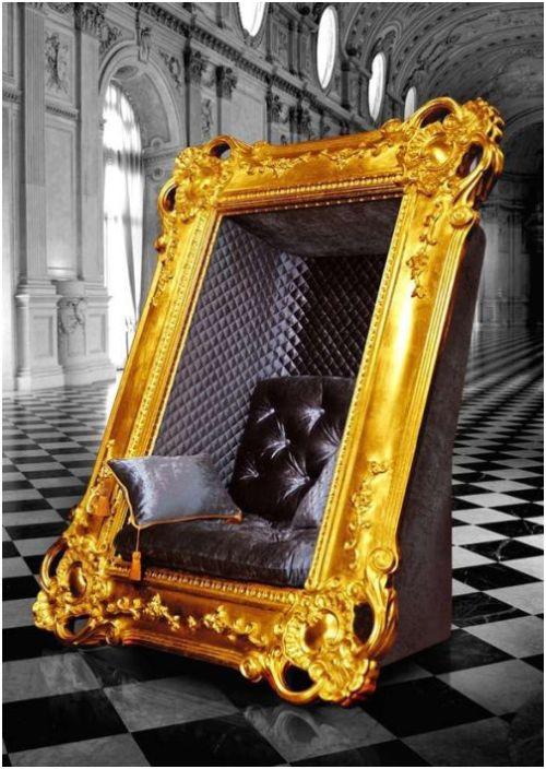 Мебели за просторен интериор