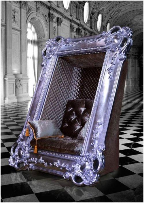 Необичайно парче мебели