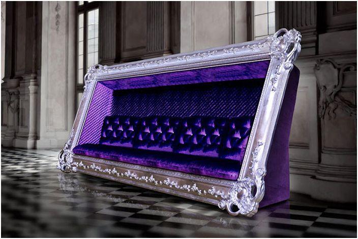 Зрелищен диван