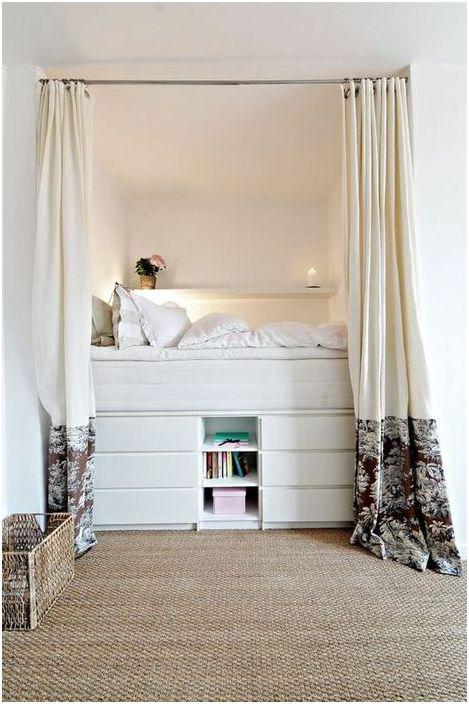 Świetne rozwiązanie do mieszkania jednopokojowego