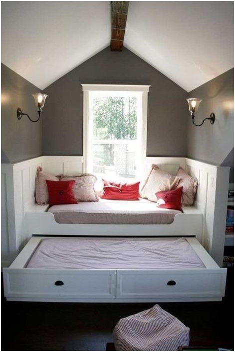 Łóżko Matrioszka