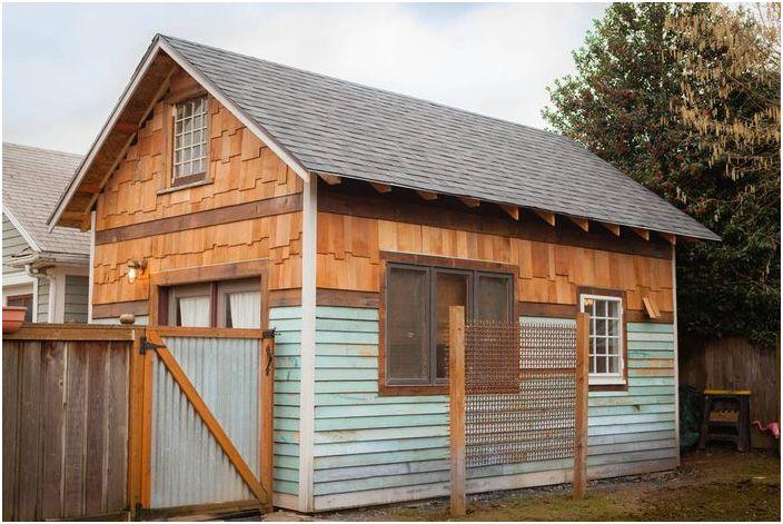 Pieni talo: 35 neliömetriä