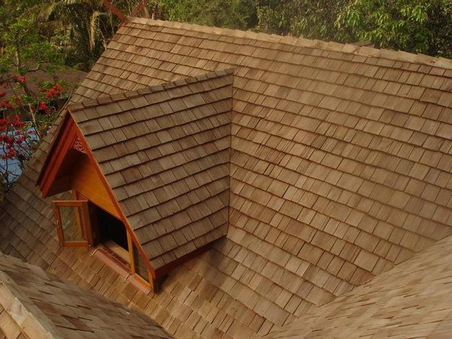 dach gontowy