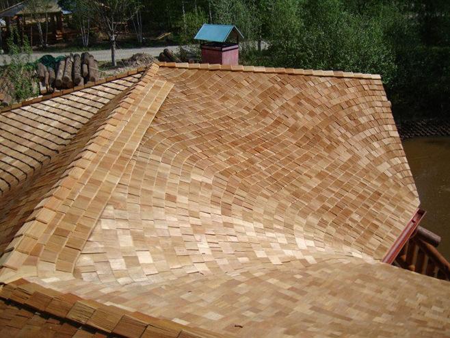 керемиден покрив