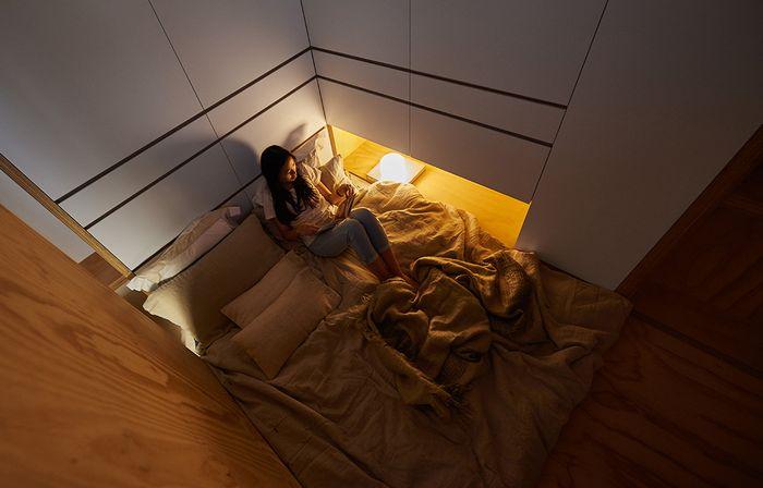 Powierzchnia sypialni