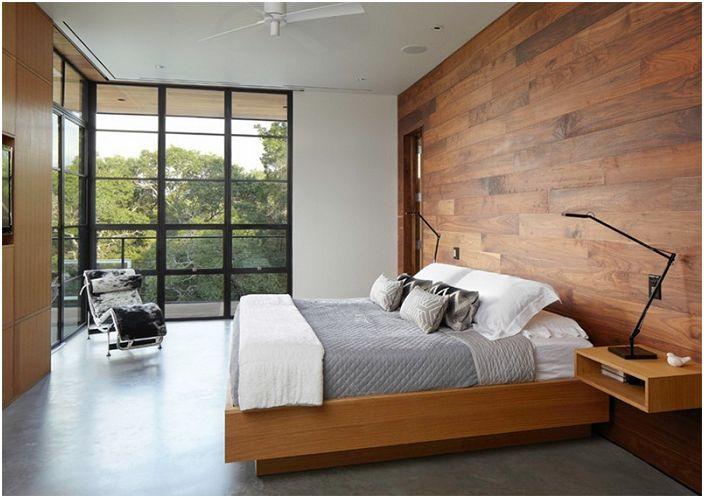 Практичните и сладки брави от двете страни на леглото са чудесно допълнение към спалнята.