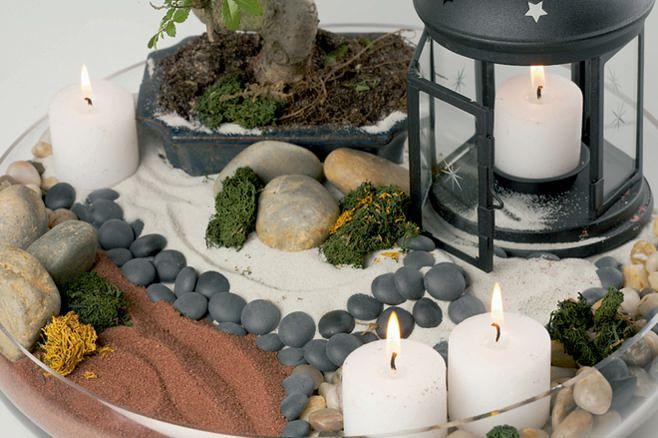 jardin en miniature