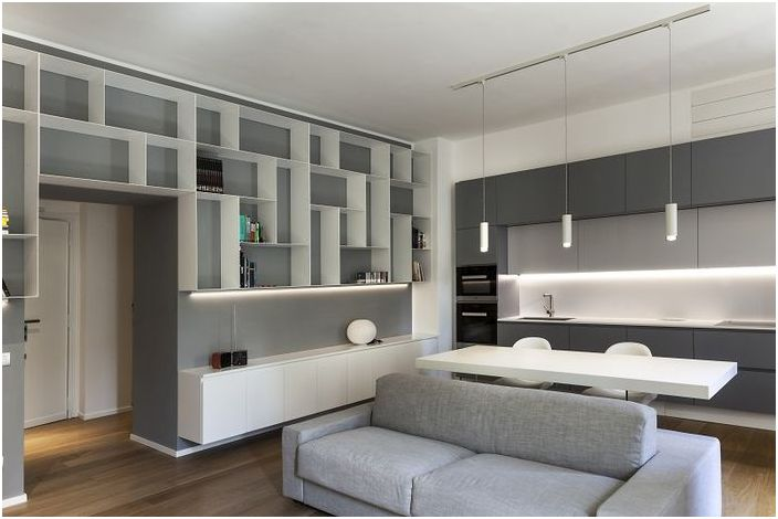 Апартамент 60 квадратни метра