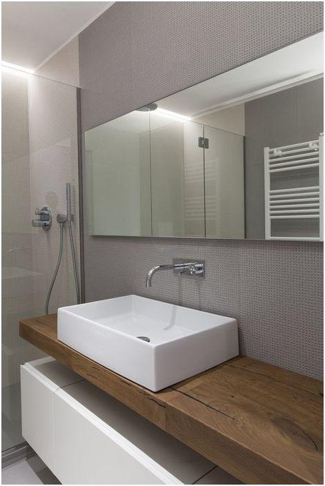 Интериор на банята