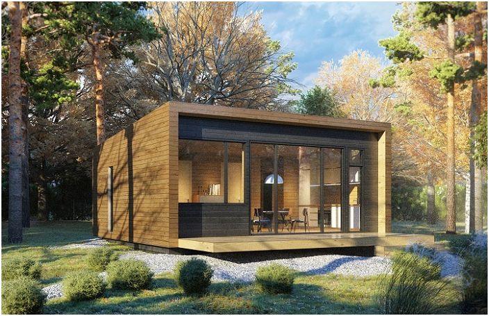 House-Ark d'architectes russes.