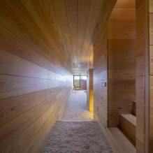 Lite moderne flatt takhus av ch + qs arquitectos-1