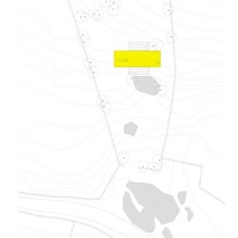 Lite moderne flatt takhus av ch + qs arquitectos-20