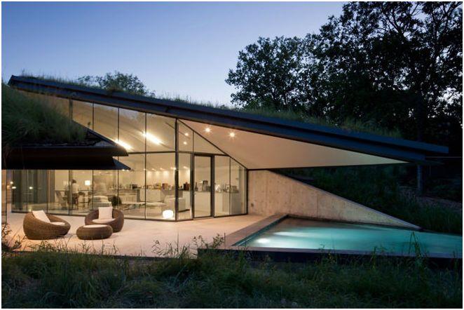 niezwykły dom prywatny